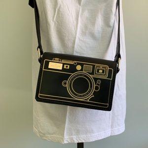 Kate Spade Lemon Street Gwen Camera Crossbody Bag